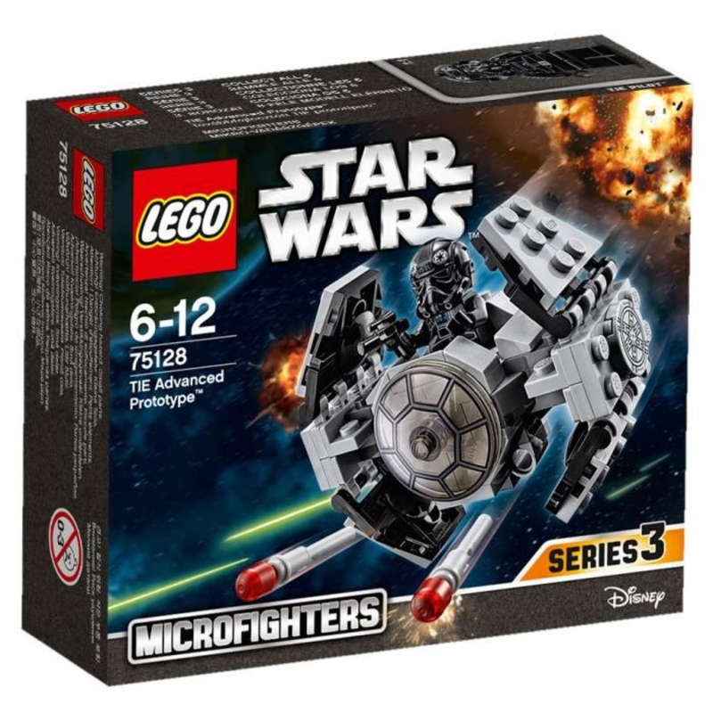 Star wars™ 75128 tie advanced prototype™