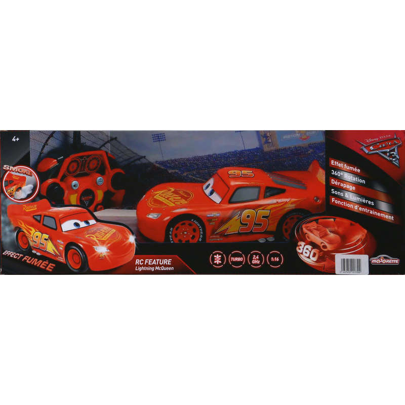 Cars 3 Mc Queen - Voiture radiocommandée