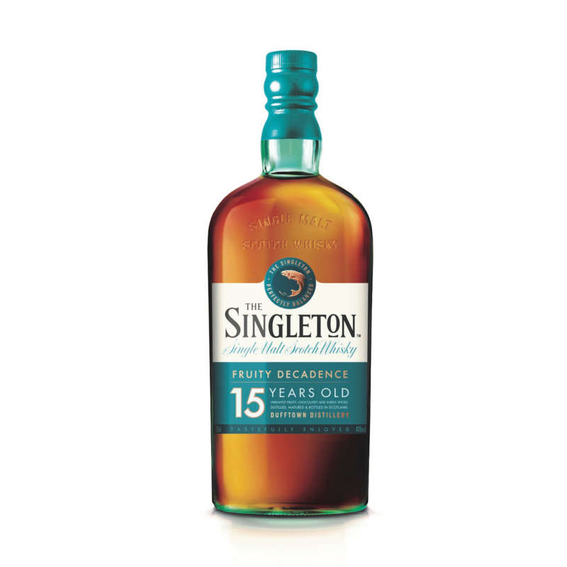Scotch Whisky Single Malt 15 ans 40%vol