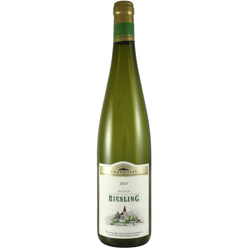 Alsace - Riesling - Alc. 12% vol.