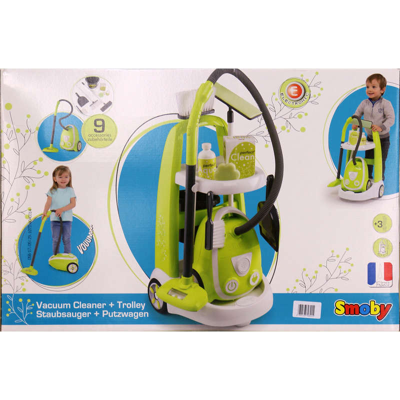 Clean service aspirateur smoby g ant casino jouets for Aspirateur piscine geant casino