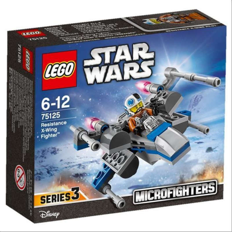 Star wars™ 75125 resistance x-wing fighter™