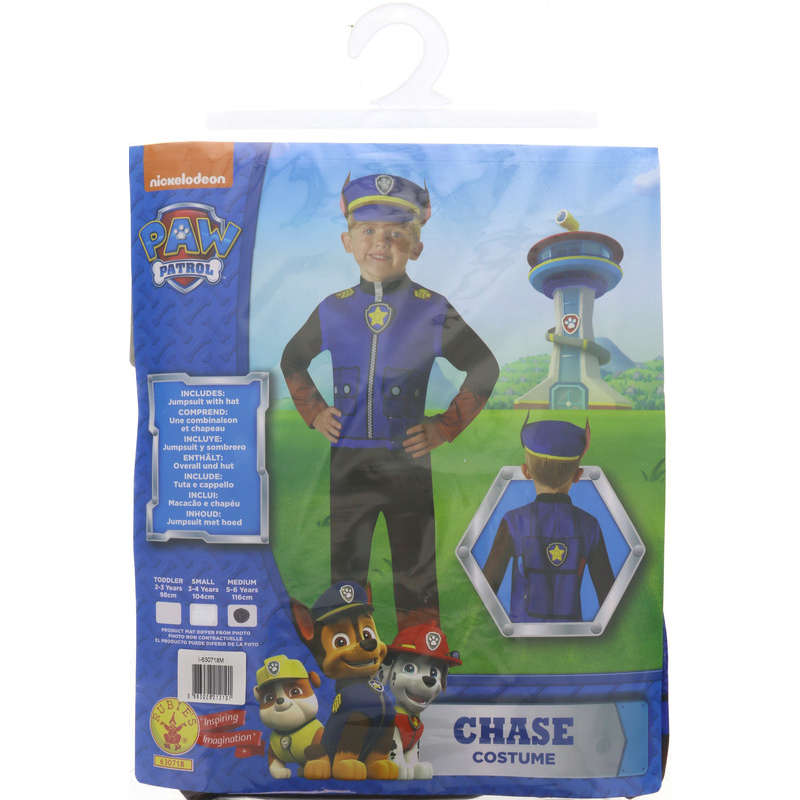 Chase - Déguisement taille M