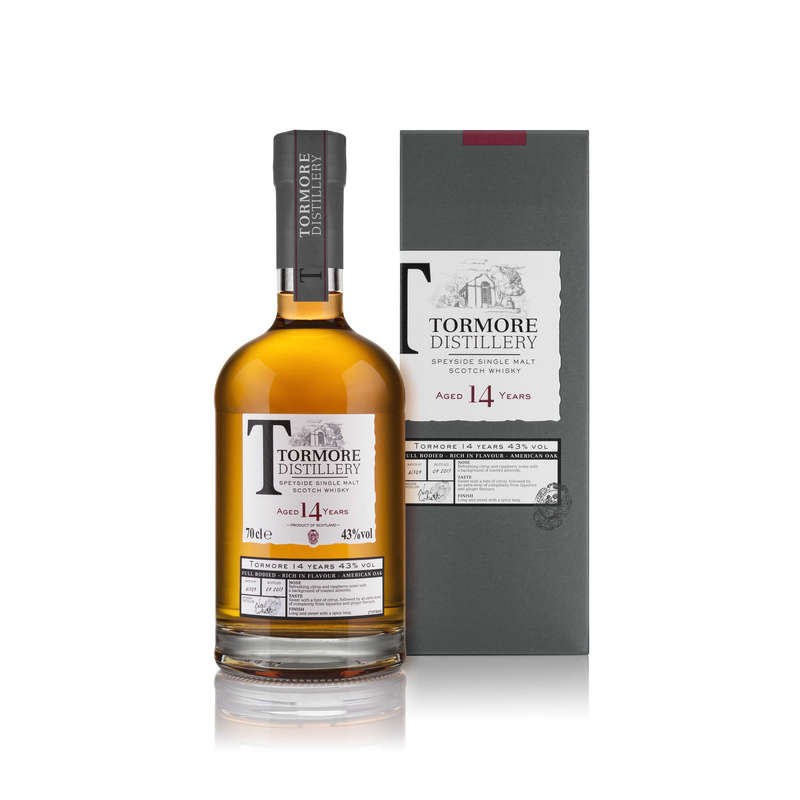 Speyside single malt - Scotch Whisky - 14 ans - 43%vol.