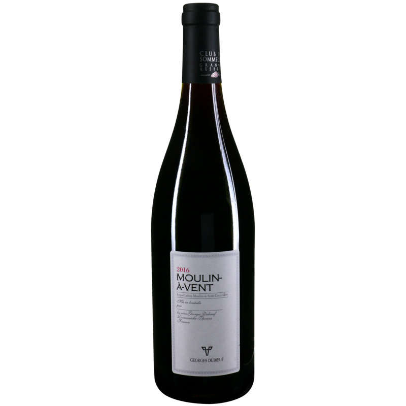 Moulin-A-Vent - Georges Duboeuf - Vin Rouge