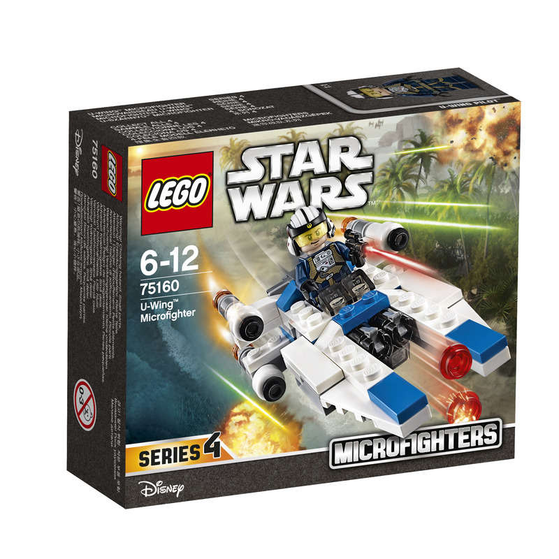 Star Wars - Microvaisseau U-Wing™