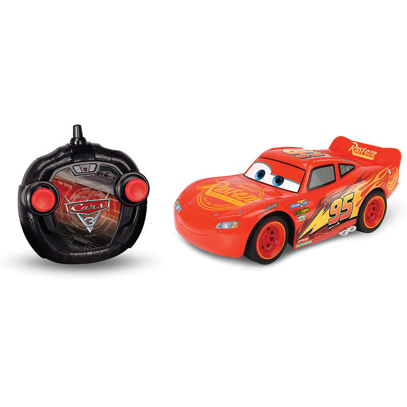 Voiture radiocommandé mc queen - Cars 3