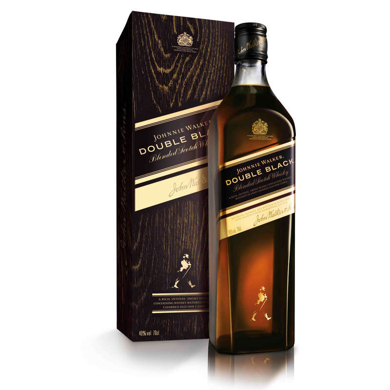 Scotch Whisky double black 40%vol