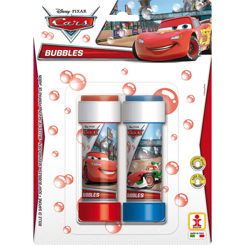 Cars blister de 2 bulles de 60 ml