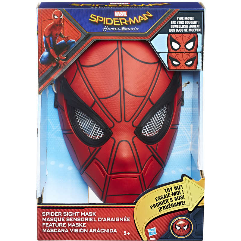 Spiderman - Masque deluxe movie