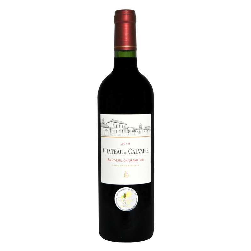 Saint-Emilion Grand Cru - Vin rouge