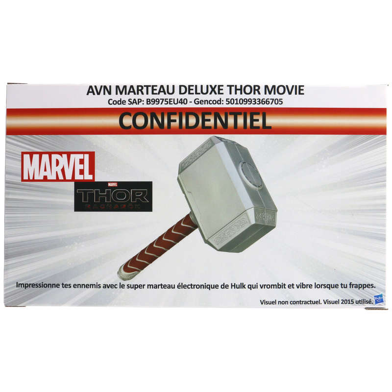Marteau deluxe thor movie - Electronique