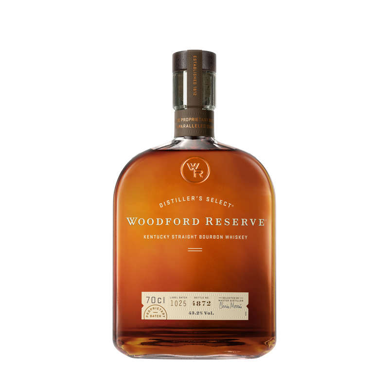 Woodfort Réserve - Bourbon - Distiller's Sélect - 43.2% vol.
